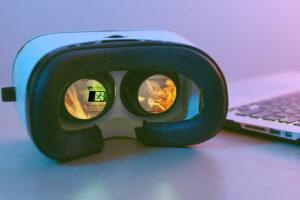Virtual Reality Fire Training Headset