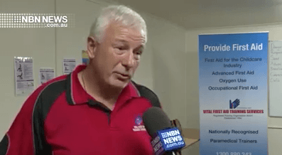 CPR interview on NBN