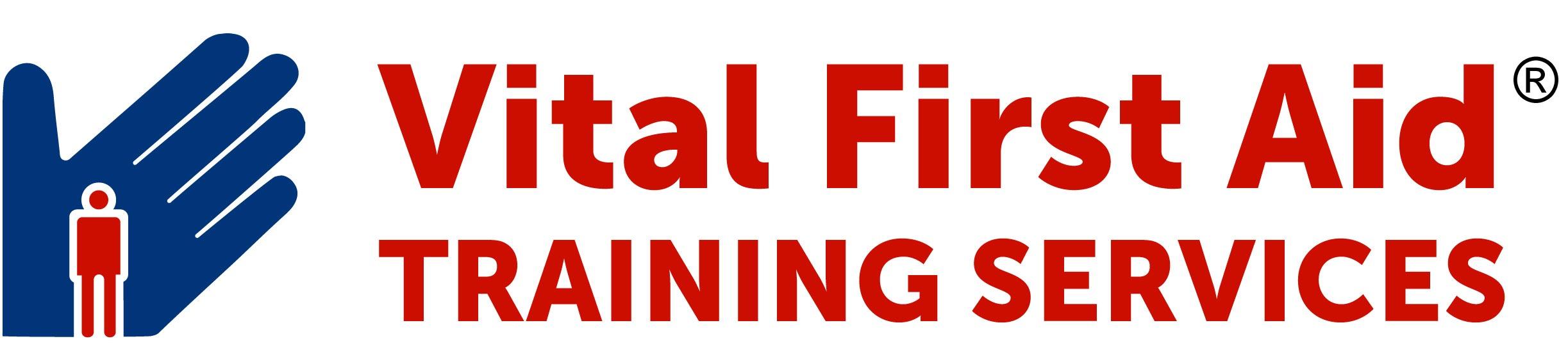 Vital First Aid Logo